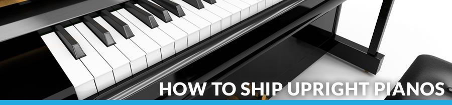 How To Ship an Upright Piano