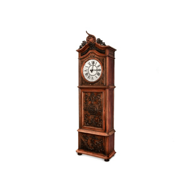 how to move a grandfather clock long distance