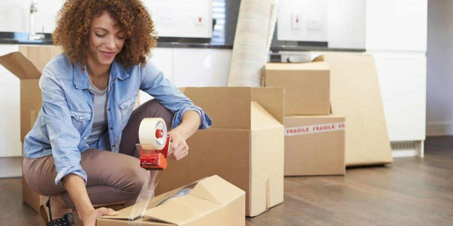 how to pack boxes for shipping overseas