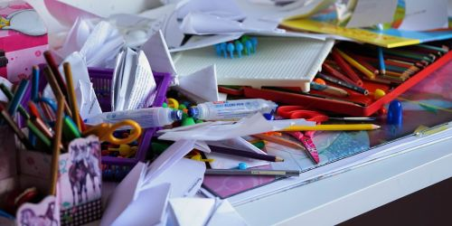How To Organize a Cluttered House: Easy Solutions to 6 Common Home Organization Problems