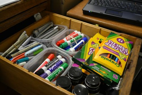 How To Organize Your Home Using Stuff You Already Have
