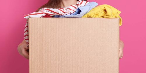What To Do with Your Decluttering Pile